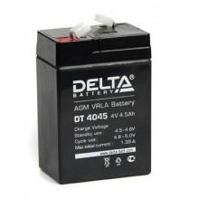 Аккумулятор для фонарей ЭРА Delta DT 4045