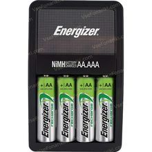 Energizer Maxi Charger +4 AA 2000mAh