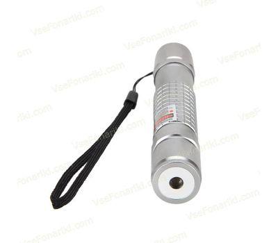 Красная лазерная указка 100mW (водонепроницаемая)