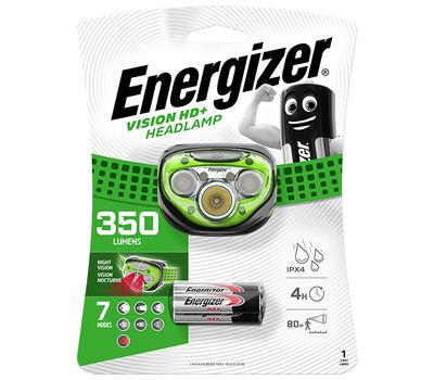Energizer VISION HD+