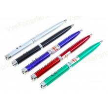 Красная лазерная указка-ручка 3 в 1