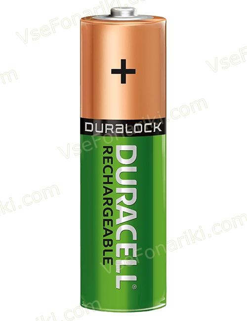 Фото 2 аккумулятора Duracell AA Turbo 2500mAh