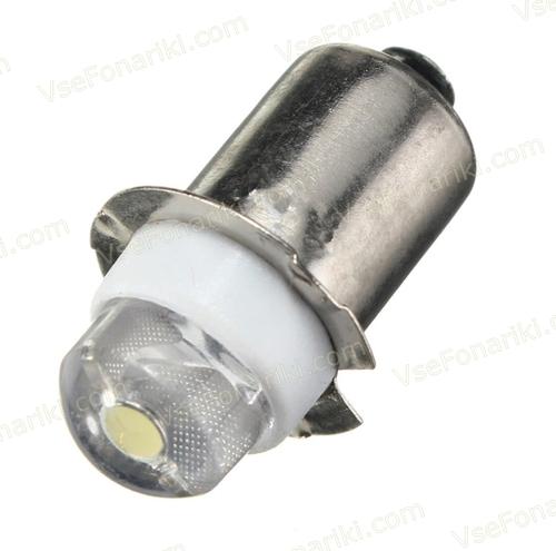 Фото светодиодная лампа для фонарей ФОС и ФПС