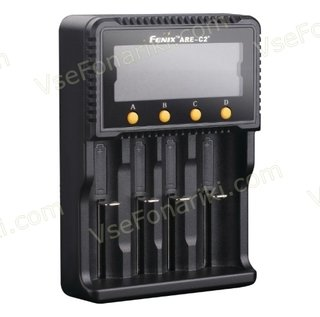 Фото 5 зарядного устройства Fenix ARE-C2+