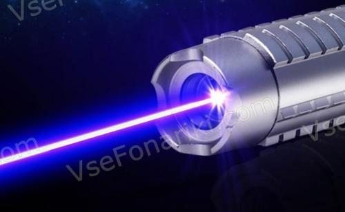 Фото 1 синей лазерной указки 1500 mW