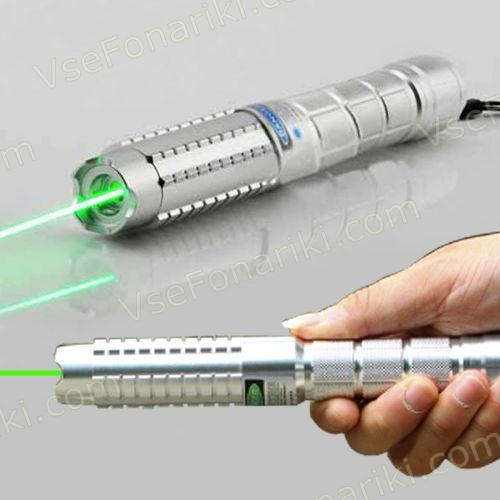Фото 2 зеленой лазерной указки 500 mW