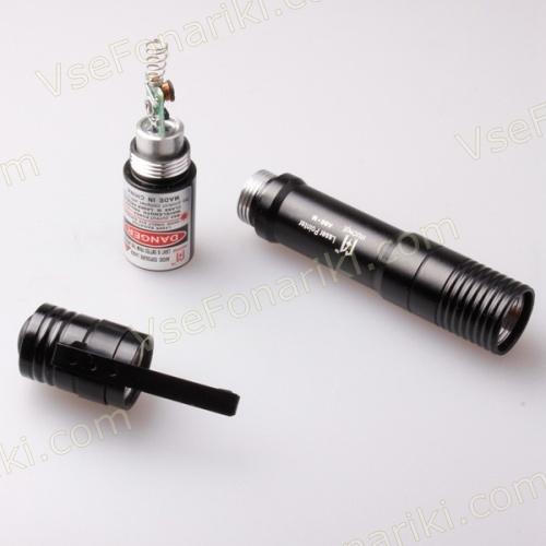 Красная лазерная указка LT-80 250mW - 3