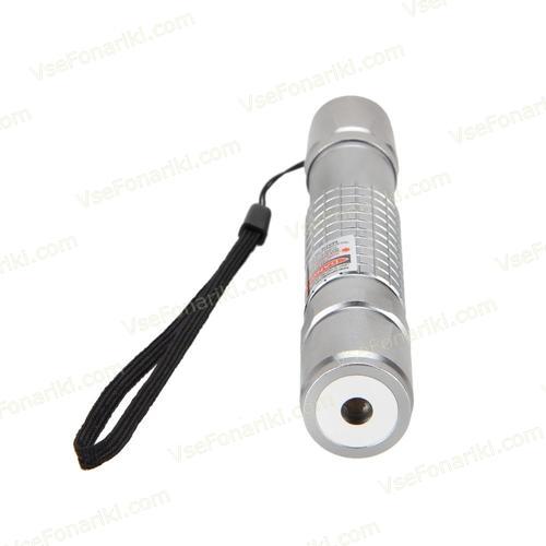 Красная лазерная указка (водонепроницаемая) 1