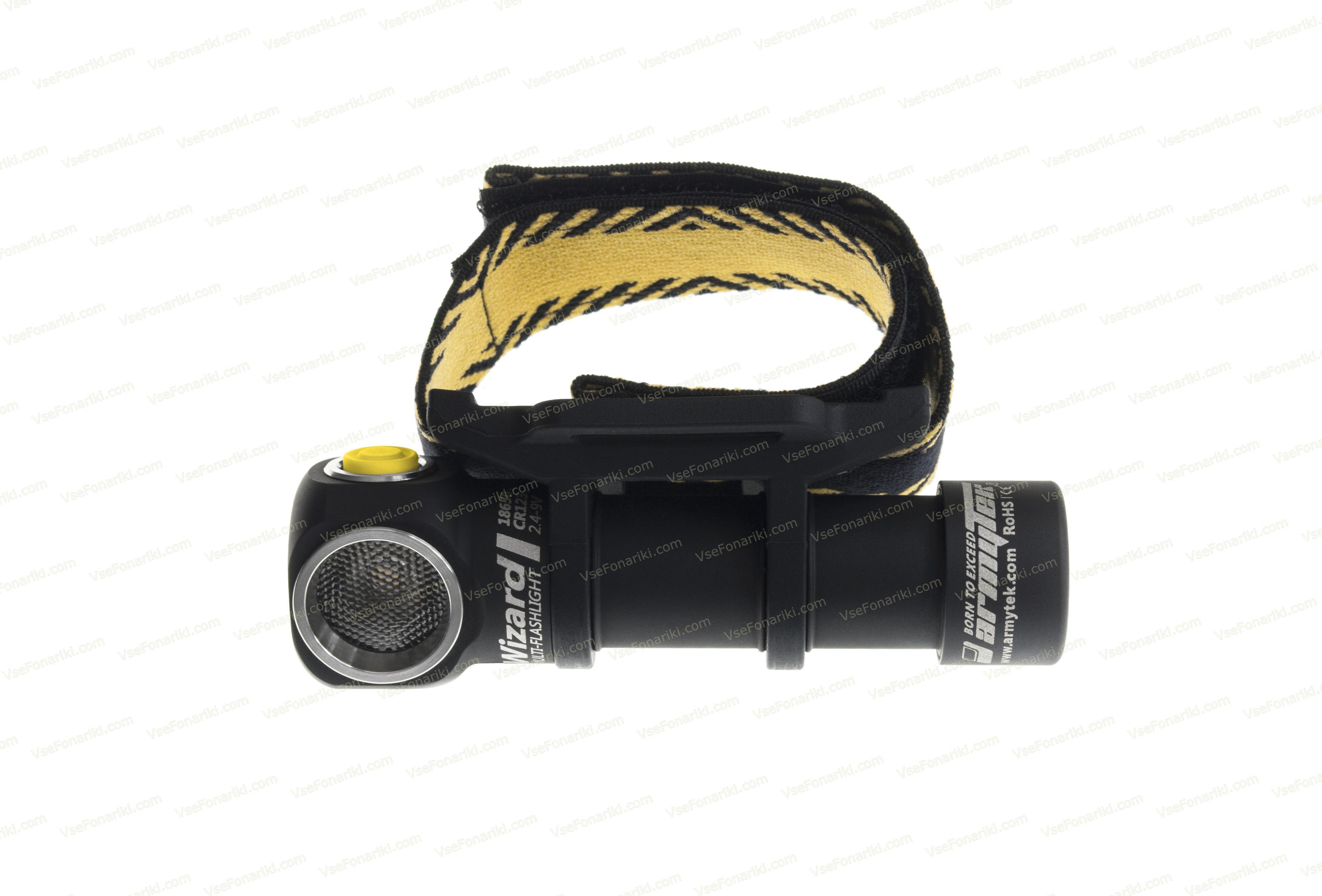 Фото 1 фонаря Armytek Wizard v3 Magnet USB