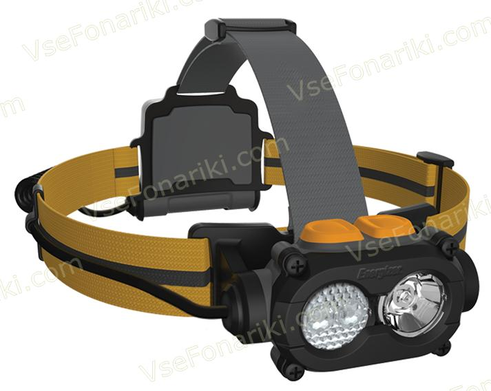 Фото 1 фонаря Energizer Hard Case Headlight