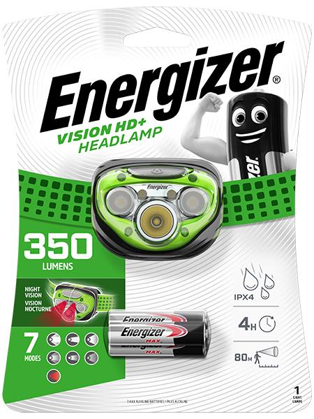 Фото 1 фонаря Energizer VISION HD+