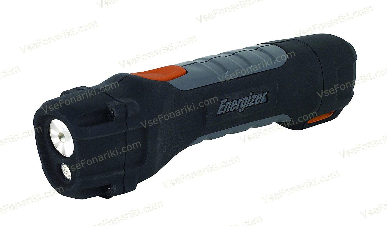 Фото 1 фонаря Energizer Hard Case Pro 4AA