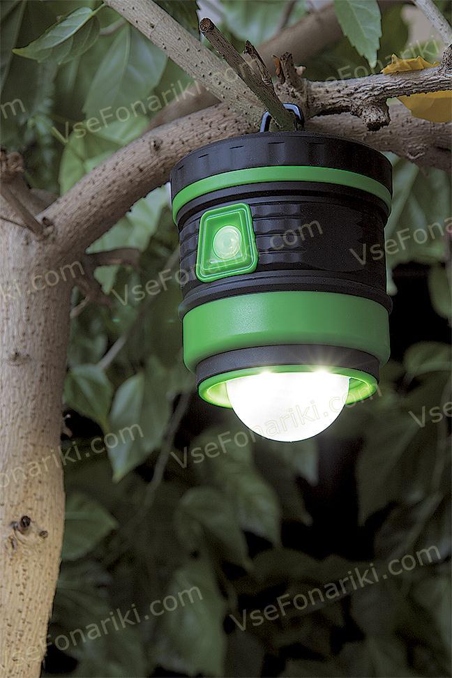 Фото 3 фонаря Яркий Луч CL-350A