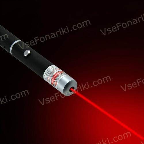 Фото Красная лазерная указка 5мВт