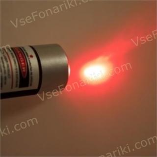 Фото 4 Красная лазерная указка 5 mW