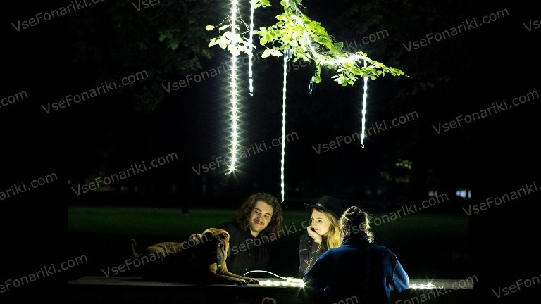 Фото Luminoodle - вечерние общение