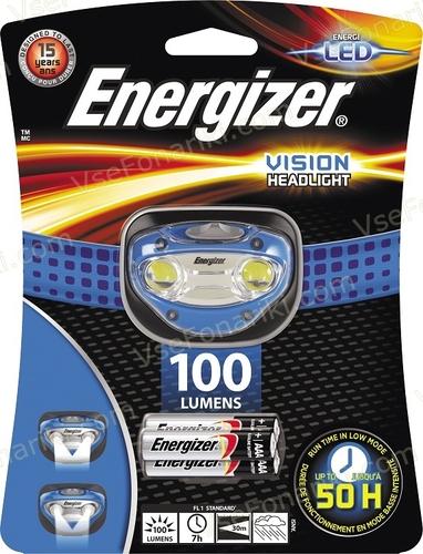 Фото 1 фонаря energizer vision